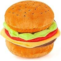 P.L.A.Y. American Claassic Plush Toy, Burger