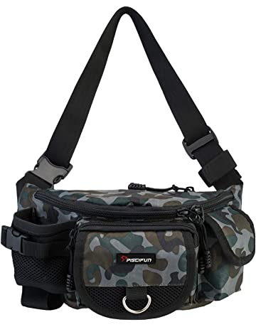 Amazon.com: Tackle Storage Bags & Wraps - Fishing: Sports ...