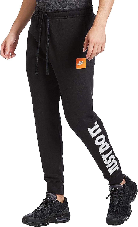 Desconocido Nike M NSW JDI+ Pant FLC Mix Sport Trousers, Hombre ...