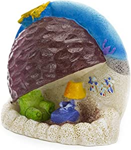 Spongebob Squarepants Aquarium Ornament, 2-1/2 by 2-3/4 by 1-Inch