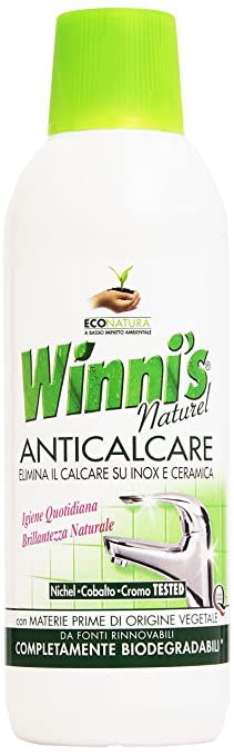 24 opinioni per Winni's- Anticalcare, Igiene Quotidiana, 500 ml