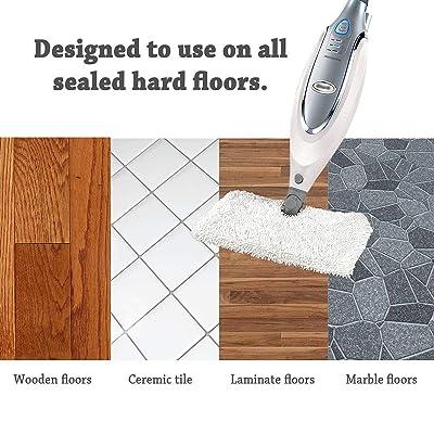Shark S1000 Steam and Spray Mop Sanitizing Clean Steamer Hard Wood Floor Cleaner