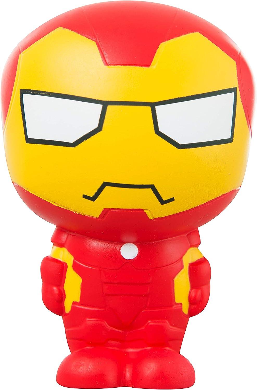 Marvel. Vengadores Squishy Muñeco Antiestrés Squishys Super Heroes para Niños Muñecos Squishies Kawaii Avengers Superheroes Juguete (Iron Man): Amazon.es: Juguetes y juegos