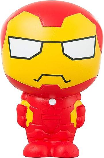 Marvel. Avengers Squishy Pupazzetti Antistress Pupazzo per Bambini
