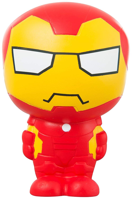 Spiderman Avengers Mini Squishy Palz Kids Toys Stress Reliever Plush Squishies