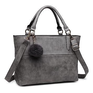 Damen-accessoires Kleidung & Accessoires Handtasche Damen Pu-leder Shopper Tasche Henkeltasche Crossbody-tasche Elegant