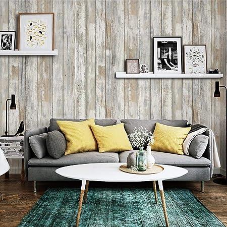 Hode Papel Adhesivo para Muebles Madera Papel Pintado 45cm X 2m ...