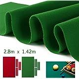 Paño Billar Granito t Verde Azulado 2. 2 Metros: Amazon.es: Deportes y aire libre