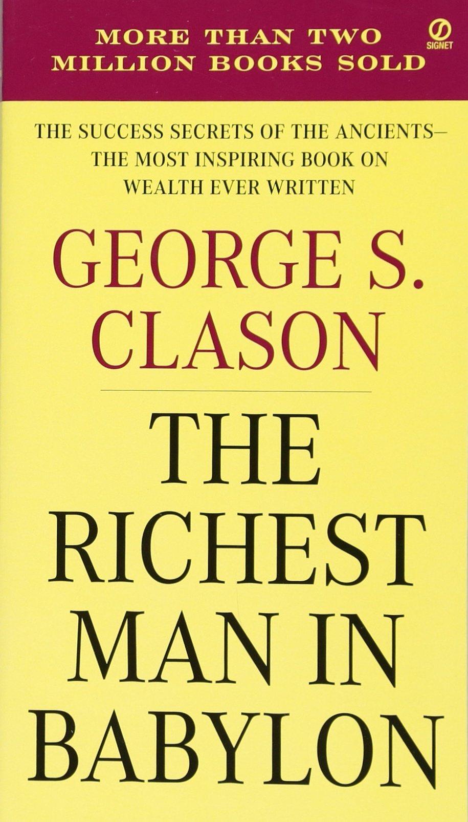 Richest Man Babylon George Clason product image