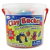 ArtSkills Non-Drying Clay Bucket, Arts and Crafts