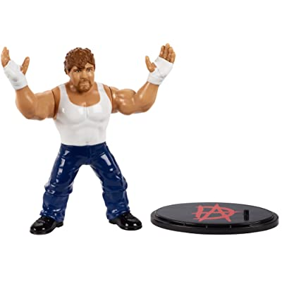 WWE Dean Ambrose Retro App Action Figure: Toys & Games
