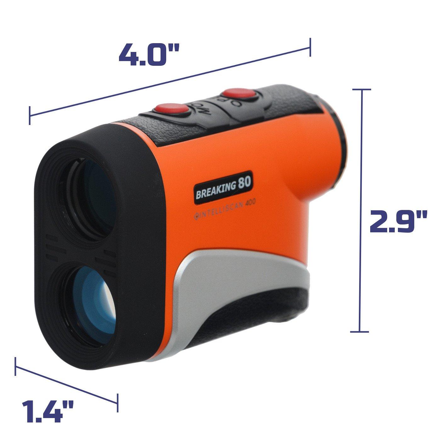 golf rangefinder breaking 80 laser range finder with pensensor 3