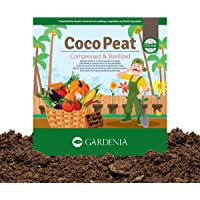 Ugaoo Coco Peat Brick 5 Kg Block - Expands Into Cocopeat Powder