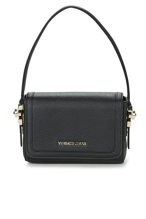 Versace Jeans Ee1vrbbl5 E70037, Sac bandoulière pour femme noir noir