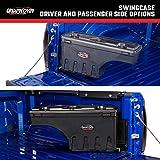 Undercover SwingCase Truck Bed Storage Box | SC104P | Fits 19-20 Chevrolet Silverado/GMC Sierra 1500 Passengers Side 1500