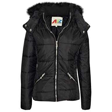 great discount sale great deals many fashionable Amazon.com: A2Z 4 Kids® Girls Jacket Kids Cropped Padded ...