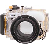 Polaroid SLR Dive Rated Waterproof Underwater Housing Case For The Sony RX100 Mark II