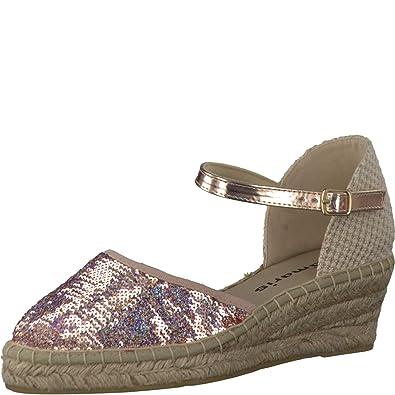 83efa0b4ee652f Tamaris Schuhe 1-1-24309-28 Bequeme Damen Slipper