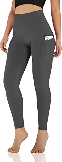 ODODOS High Waisted Yoga Leggings with Pocket