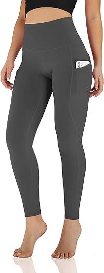 ODODOS High Waisted Yoga Leggings with Pocket