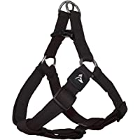 KRUZ PET KZA201-01M Step in Mesh Dog Harness – No Pull, Easy Fit Adjustable Pet Harness – Comfortable, Lightweight…