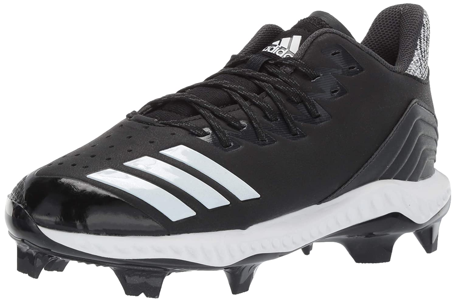 reputable site a0fd0 4f509 Amazon.com   adidas Men s Icon Bounce TPU   Baseball   Softball