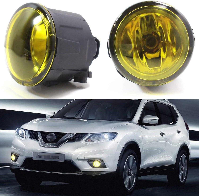 FOR NISSAN ALTIMA FRONTIER ROUGE JUKE H8 H11 LED Fog Light Bulb 6000K White DRL