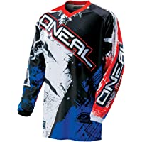 O 'Neal Element MX Jersey Shocker Negro 0024S