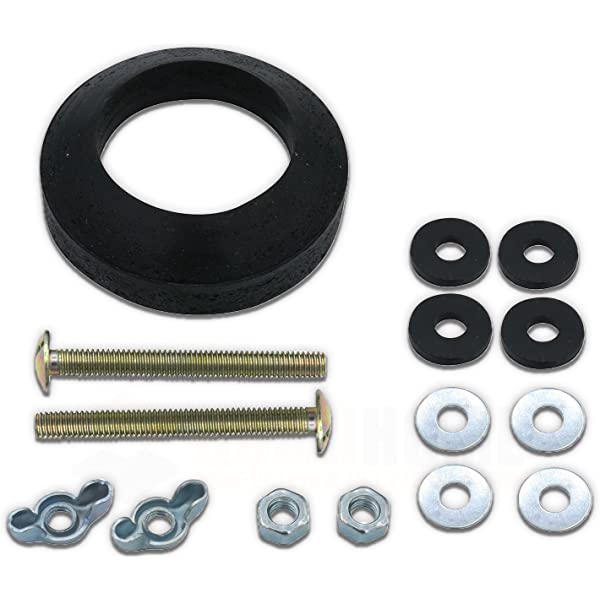 Tank to Bowl Bolts and Gasket Connection Kit for American Standard