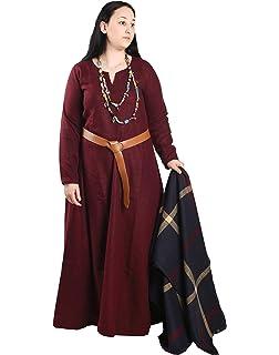Renaissance Dress-Up Costume Medieval Civil War Wench Faire LARP Clothes Skirt