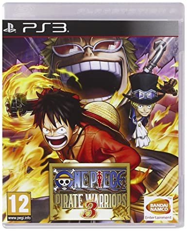 One Piece: Pirate Warriors 3 [Importación Italiana]: sony ...