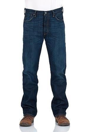 Pantalon Vaquero Levis 501 Smith Station Denim