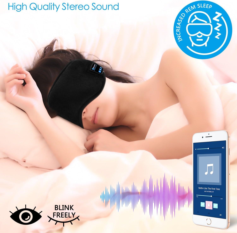 Bluetooth Eye Mask