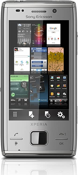 Sony Xperia X2 - Smartphone libre (pantalla de 3,2