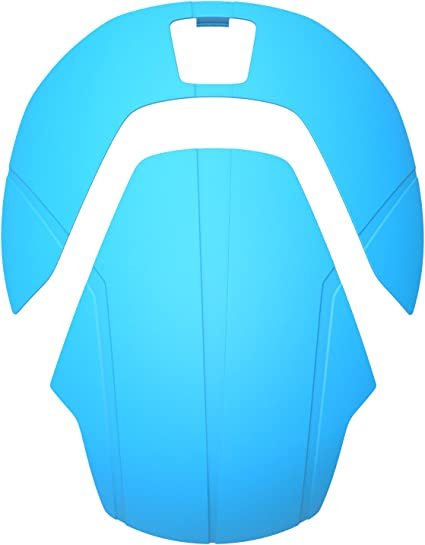 Matte Red or Matte Blue BOLLE THE ONE HELMET AERO COVER