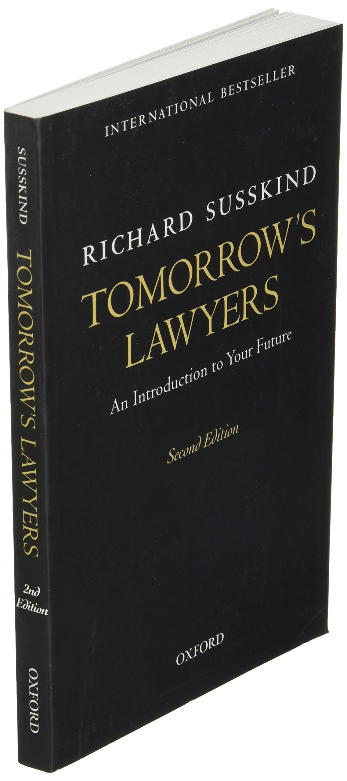 Tomorrow's Lawyers An Introduction To Your Future  Susskind ...