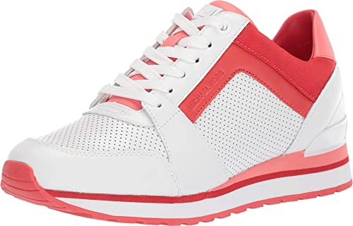 billie trainer lace up sneakers