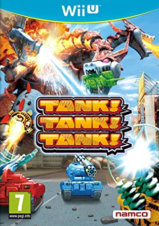Tank! Tank! Tank! (Nintendo Wii U): Amazon co uk: PC & Video Games