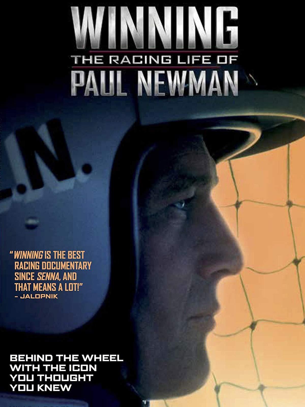 Winning: The Racing Life of Paul Newman on Amazon Prime Video UK