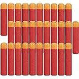 HONGCI 9,5 cm Refill dardos de espuma suave bala para recarga dardos para Nerf N - Strike Mega Centurion Elite Series Blasters pistola de juguete (30PCS)