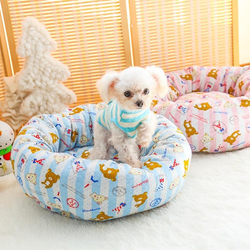 BiuTeFang cestino per cani cuscino tessuto Tour Gatto Kennel Pet Nest Nido, 43 cm  15 cm Materasso animali