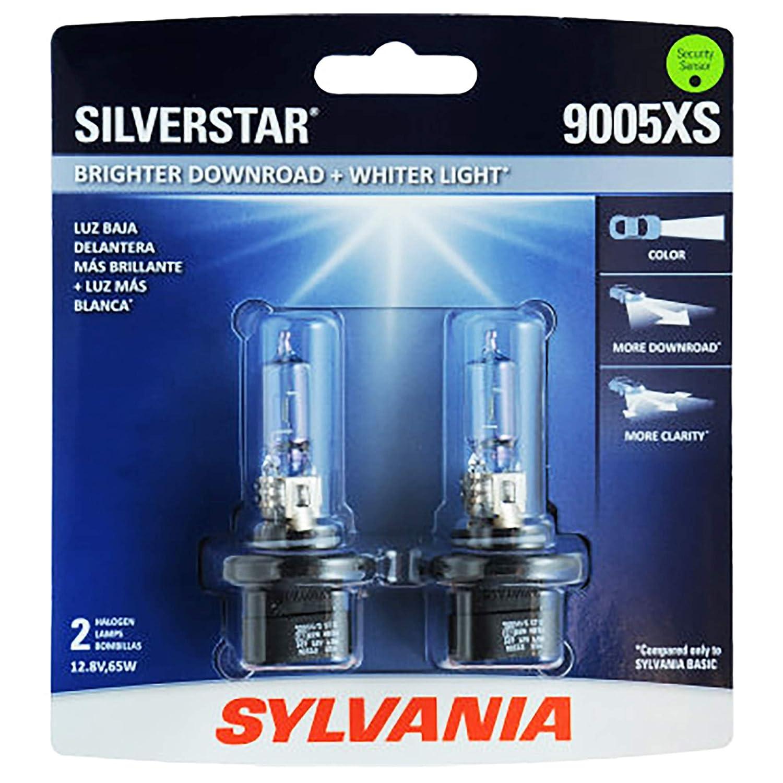 Sylvania Automotive Bulb Guide >> Amazon Com Sylvania 9005xs Silverstar High Performance Halogen