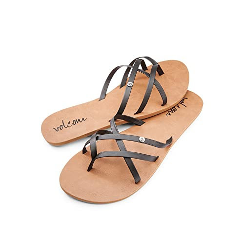 6a685e81e Amazon.com | Volcom New School Womens Dress Sandal | Sandals