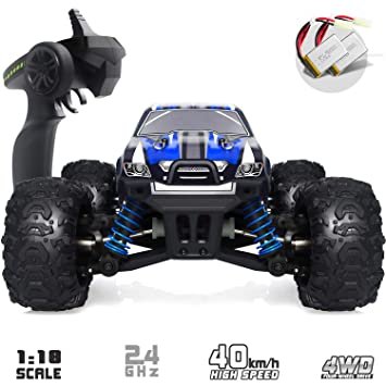 VCANNY Remote Control Car, Terrain RC Cars, Electric Off Road Monster Truck Amazon.com: