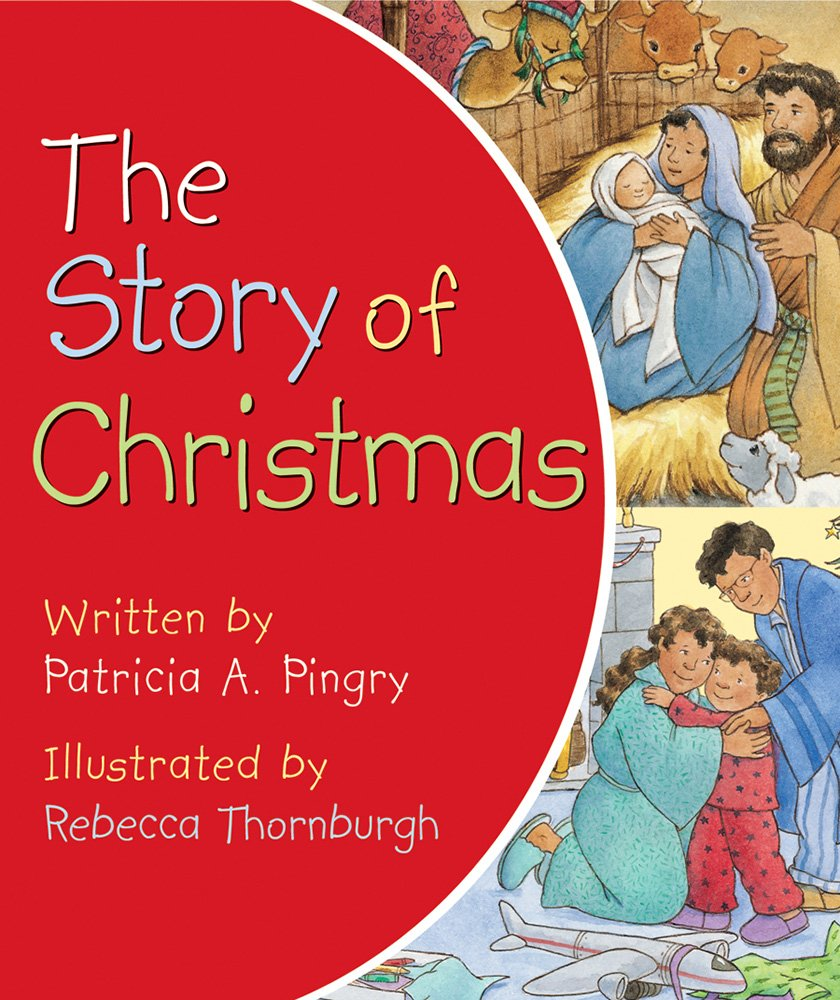 Download The Story of Christmas pdf