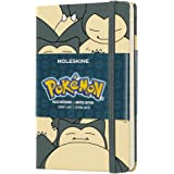 Moleskine Limited Edition Notebook Pokemon Snorlax, Pocket, Ruled, Hard Cover (3.5 x 5.5)