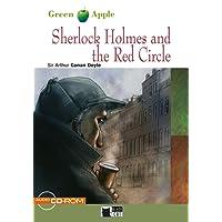 Sherlock Holmes and The Red Circle. Buch + CD-ROM: Englische Lektüre für das 2. und 3. Lernjahr