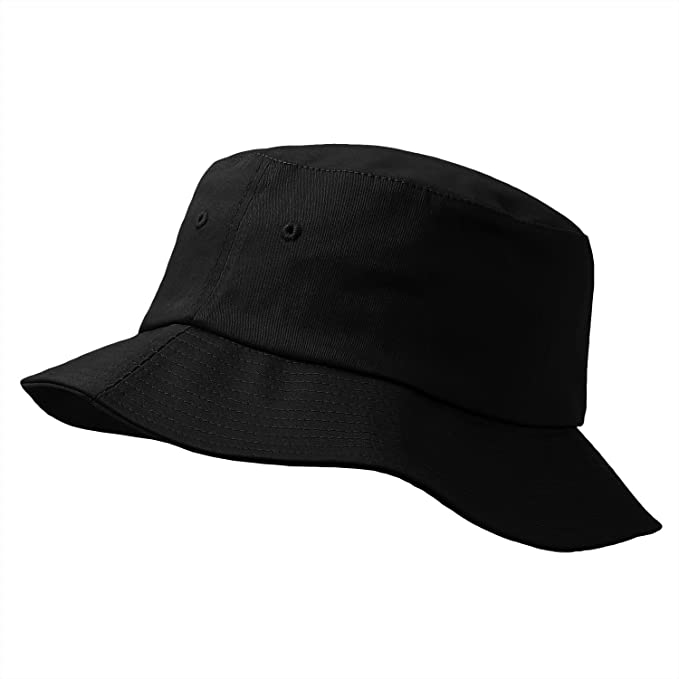 02645a69a93 Flexfit Yupoong Cotton Twill Bucket Hat 5003 at Amazon Men s Clothing store