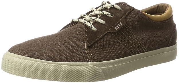 Reef Herren Ridge TX Sneakers, Beige (Natural), 40 EU