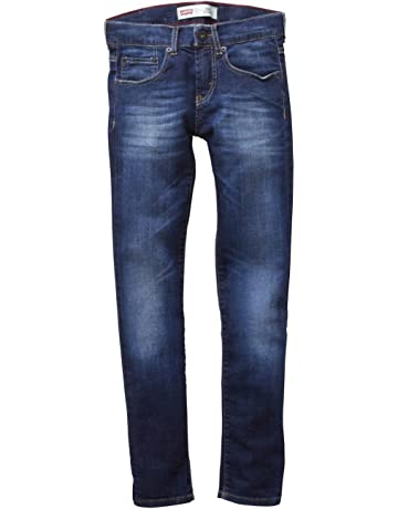 8ca9b03e9a5fc Levi s - Jeans - Uni - Garçon - Bleu (Indigo ...